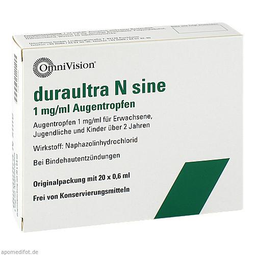 duraultra N sine, 20X0.6 ML, Omnivision GmbH