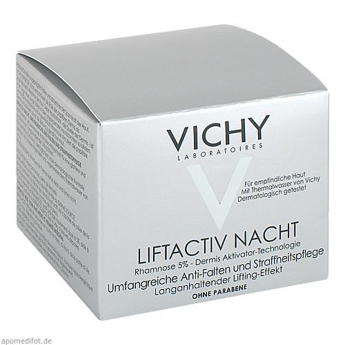 Vichy Liftactiv Nacht Creme, 50 ML, L'oreal Deutschland GmbH