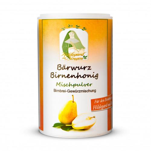 Bärwurz-Birnenhonig Mischpulver, 70 G, Gutsmiedl Hildegard-Produkte