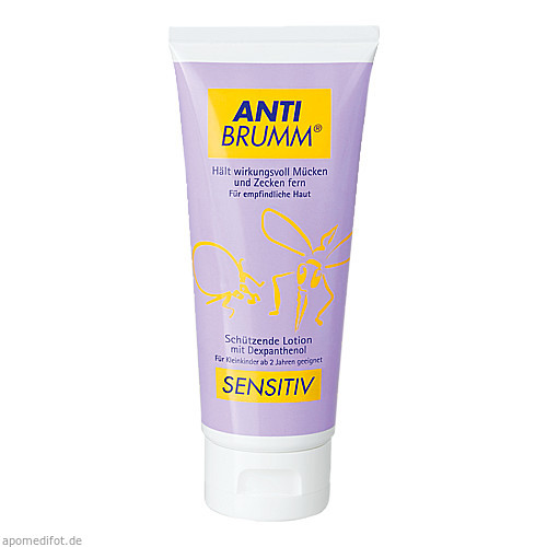 Anti-Brumm Sensitiv, 100 ML, Hermes Arzneimittel GmbH