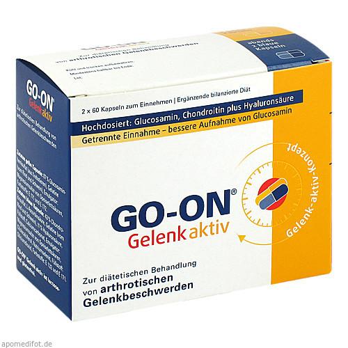 GO-ON Gelenk aktiv, 2X60 ST, Meda Pharma GmbH & Co. KG