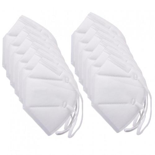 CORONA KN95 Atemschutzmaske, 10 ST, Habitum Pharma