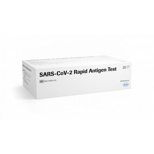 Roche SARS-CoV-2 Antigen Nasentest Selbsttest