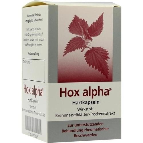 Hox Alpha, 50 ST, Strathmann GmbH & Co. KG