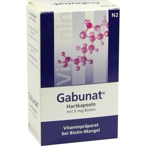 GABUNAT Hartkapseln, 50 ST, Strathmann GmbH & Co.KG