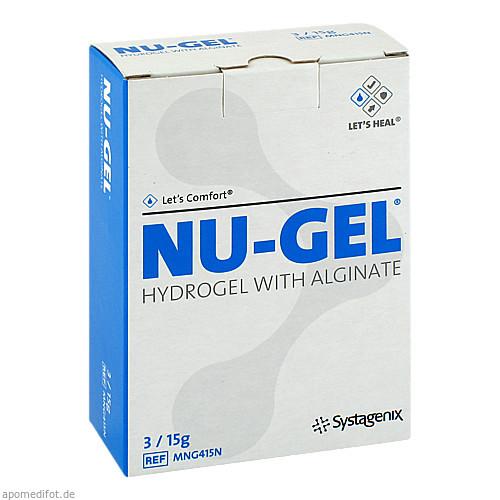 NU GEL Hydrogel MNG 415, 3X15 G, 1001 Artikel Medical GmbH