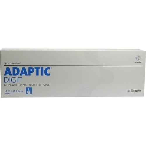 ADAPTIC Digit.Fingerverband Large 2.8cm Durchmess., 10 ST, Kci Medizinprodukte GmbH