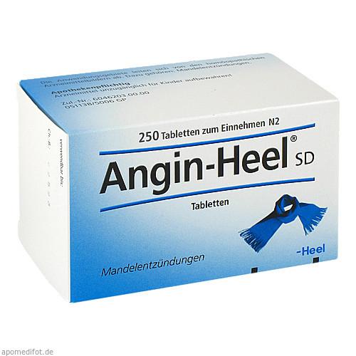 ANGIN HEEL SD, 250 ST, Biologische Heilmittel Heel GmbH