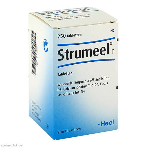 Strumeel T, 250 ST, Biologische Heilmittel Heel GmbH