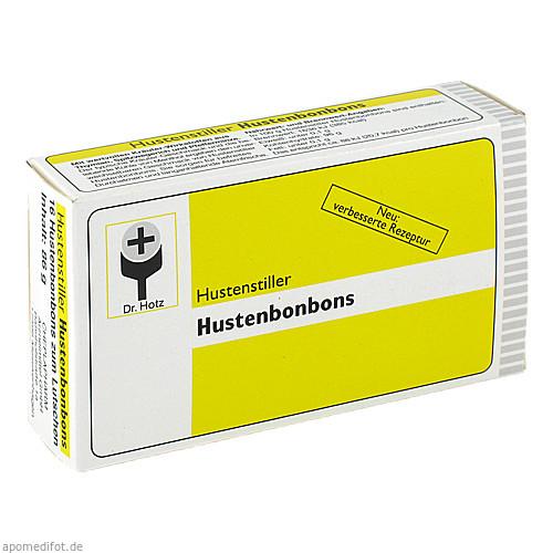 Hustenstiller Hustenbonbons, 16 ST, Cheplapharm Arzneimittel GmbH