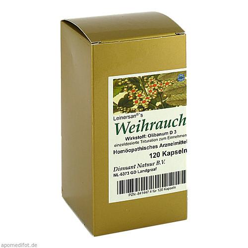 Weihrauch, 120 ST, Diamant Natuur GmbH