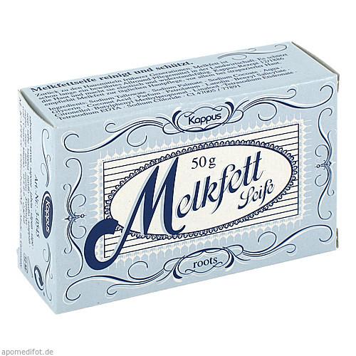 Melkfett-Seife 3-0545, 50 G, M. Kappus GmbH & Co. KG