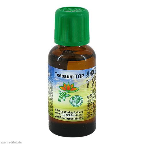 TEEBAUMÖL TOP-Qualität CHRÜTERMÄNNLI, 30 ML, Pharma Brutscher