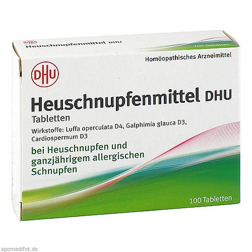 Heuschnupfenmittel DHU, 100 ST, Dhu-Arzneimittel GmbH & Co. KG