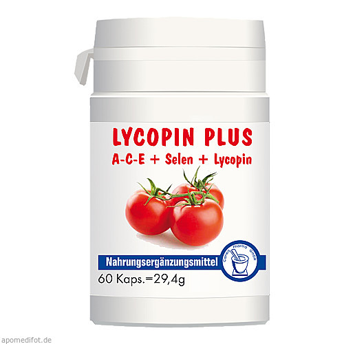 LYCOPIN PLUS, 60 ST, Pharma-Peter GmbH