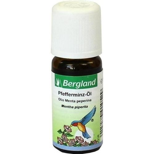 Pfefferminz etherisches Öl, 10 ML, Bergland-Pharma GmbH & Co. KG