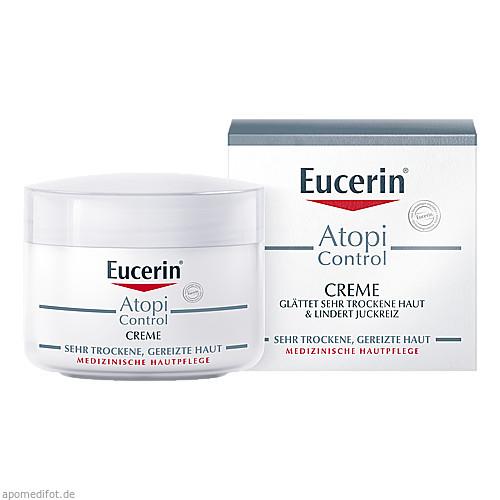Eucerin AtopiControl Creme, 75 ML, Beiersdorf AG Eucerin