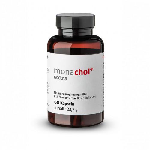 Monachol extra Rotes Reismehl 250mg, 60 ST, Monasan GmbH