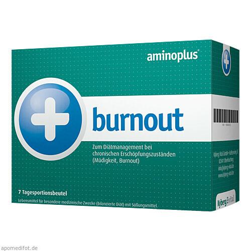 aminoplus burn out, 7 ST, Kyberg Vital GmbH