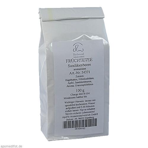 Sanddornbeere Früchtetee aromatisiert, 100 G, Apofit Arzneimittelvertrieb GmbH