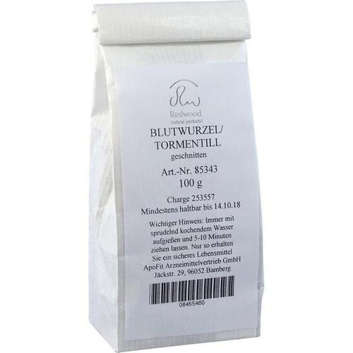 Blutwurzel/tormentill, 100 G, Apofit Arzneimittelvertrieb GmbH