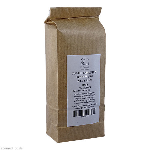Kamillenblüten, 100 G, Apofit Arzneimittelvertrieb GmbH