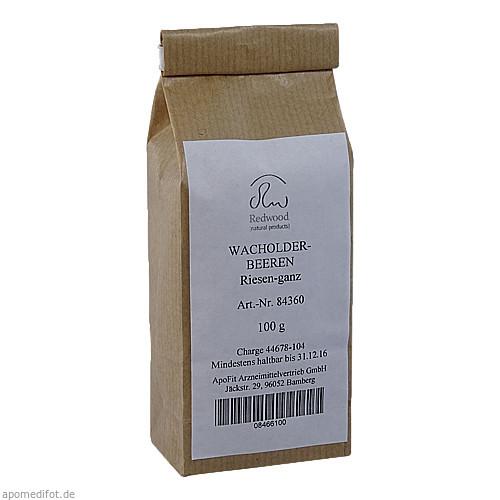 Wacholderbeeren, 100 G, Apofit Arzneimittelvertrieb GmbH