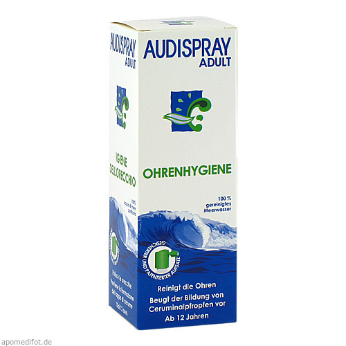 AUDISPRAY adult, 50 ML, Laboratoires Diepharmex SA