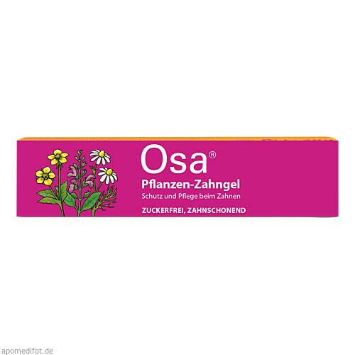 Osa Pflanzen-Zahngel, 20 G, Queisser Pharma GmbH & Co. KG