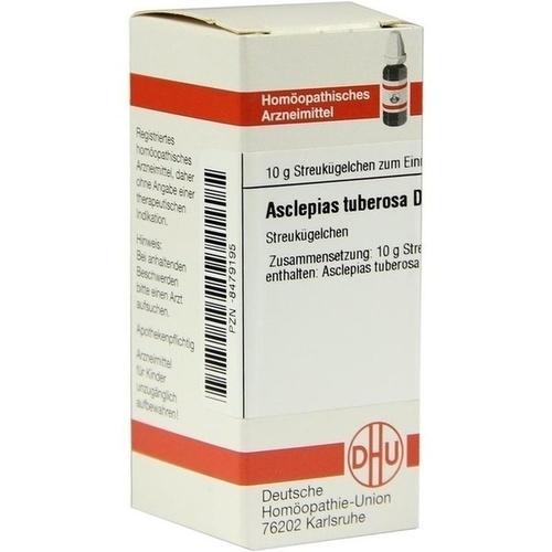 ASCLEPIAS TUBEROSA D30, 10 G, Dhu-Arzneimittel GmbH & Co. KG