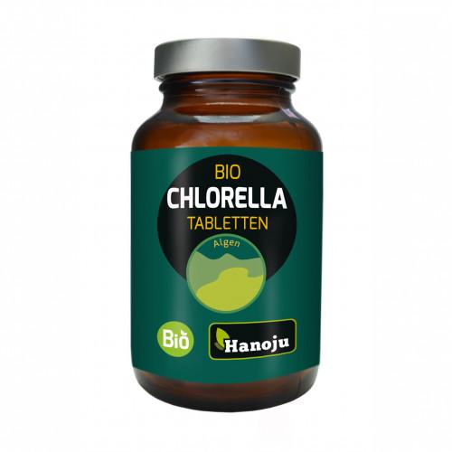 Bio Chlorella Tabletten 400mg, 300 ST, shanab pharma e.U.