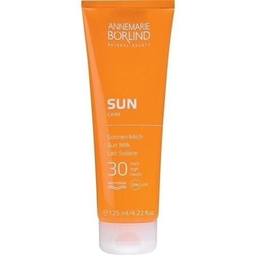 Börlind Sonnen-Milch LSF 30, 125 ML, Börlind-Gesellschaft Für Kosmetische Erzeugnisse mbH