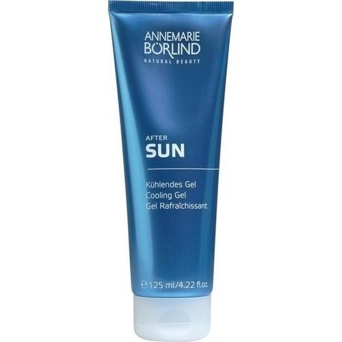 Börlind After Sun kühlendes Gel, 125 ML, Börlind-Gesellschaft Für Kosmetische Erzeugnisse mbH