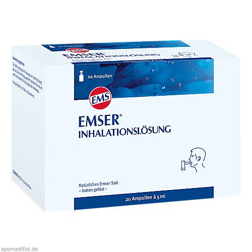 Emser Inh.Lsg., 20 ST, Siemens & Co
