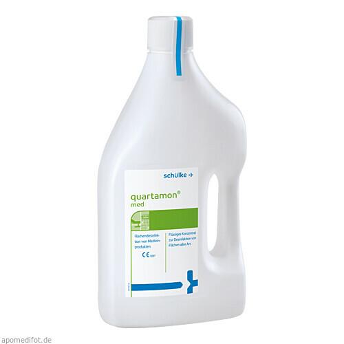 Quartamon Med, 2 L, Schülke & Mayr GmbH