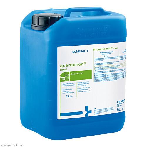 Quartamon med, 5 L, Schülke & Mayr GmbH