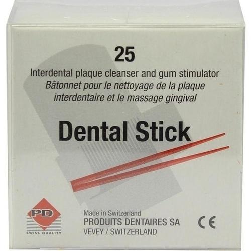 DENTAL STICKS, 125 ST, Thomas Oertel Dental