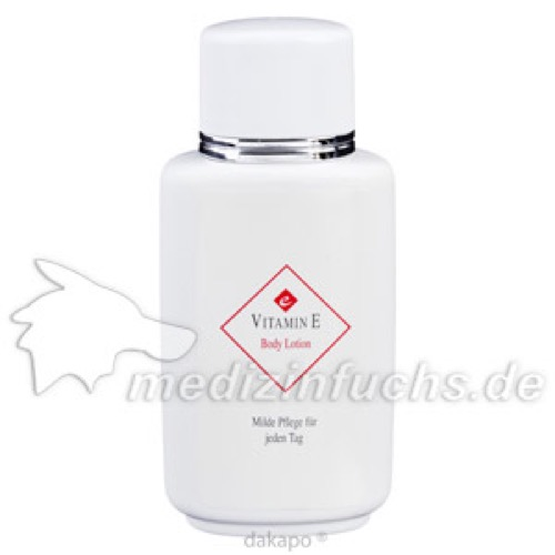 Begapinol VITAMIN E BODY Lotion, 200 ML, Begapinol Dr.Schmidt GmbH