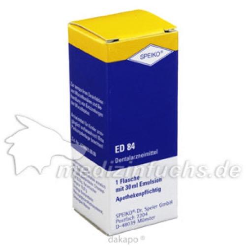 ED 84, 30 ML, Speiko Dr.Speier GmbH