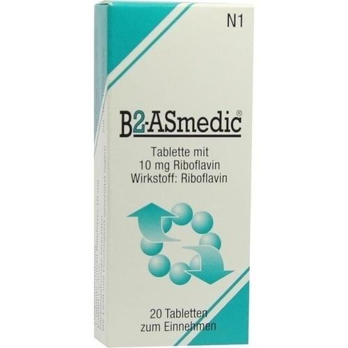 B2-ASmedic, 20 ST, Dyckerhoff Pharma GmbH & Co. KG