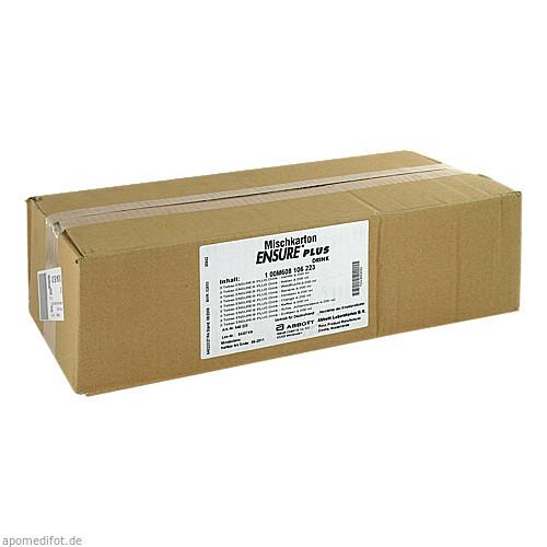 ENSURE Plus Drink Mischkarton Tetra, 27X200 ML, GHD Direkt I GmbH Vertriebslinie Abbott
