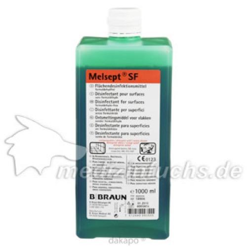 Melsept SF Dosierflasche, 1000 ML, B. Braun Melsungen AG
