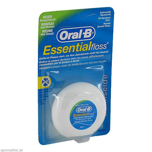 ORAL-B ZAHNSEIDE MINT GEWACHST 50M, 1 P, Procter & Gamble GmbH