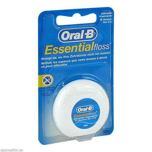 ORAL-B ZAHNSEIDE UNGEWACHST 50M, 1 P, Procter & Gamble GmbH