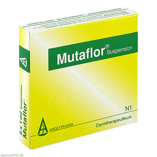 Mutaflor Suspension, 5X1 ML, Ardeypharm GmbH