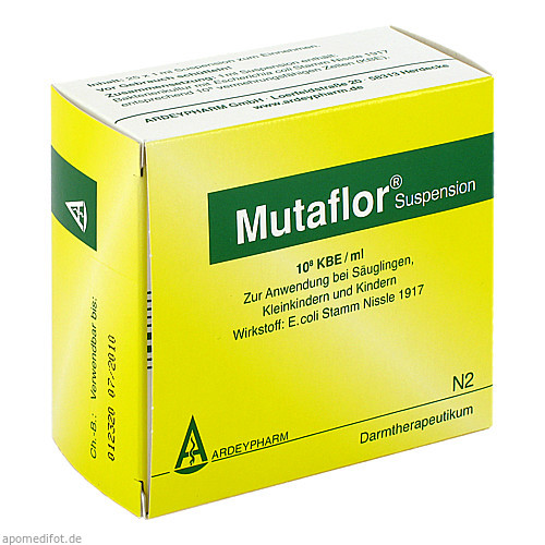 Mutaflor Suspension, 25X1 ML, Ardeypharm GmbH