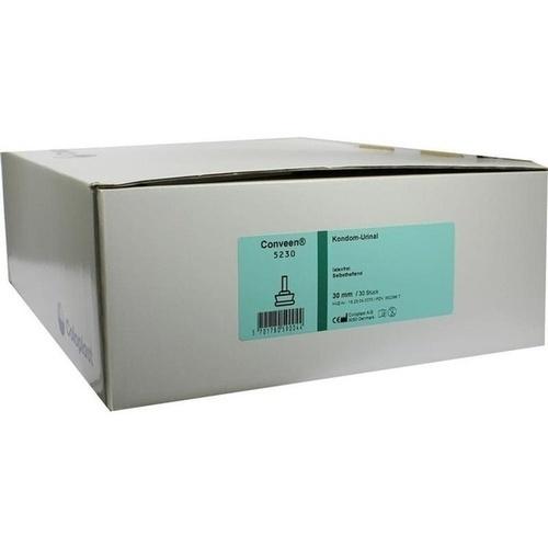 CONVEEN KONDOM URINAL LATEXFREI SELBSTHAFT 5230 30, 30 ST, Coloplast GmbH