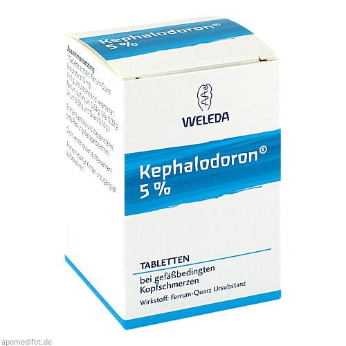 Kephalodoron 5%, 250 ST, Weleda AG
