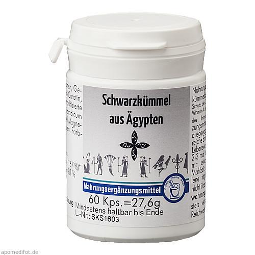 Schwarzkümmel, 60 ST, Pharma-Peter GmbH