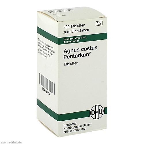 AGNUS CASTUS PENTARKAN, 200 ST, Dhu-Arzneimittel GmbH & Co. KG